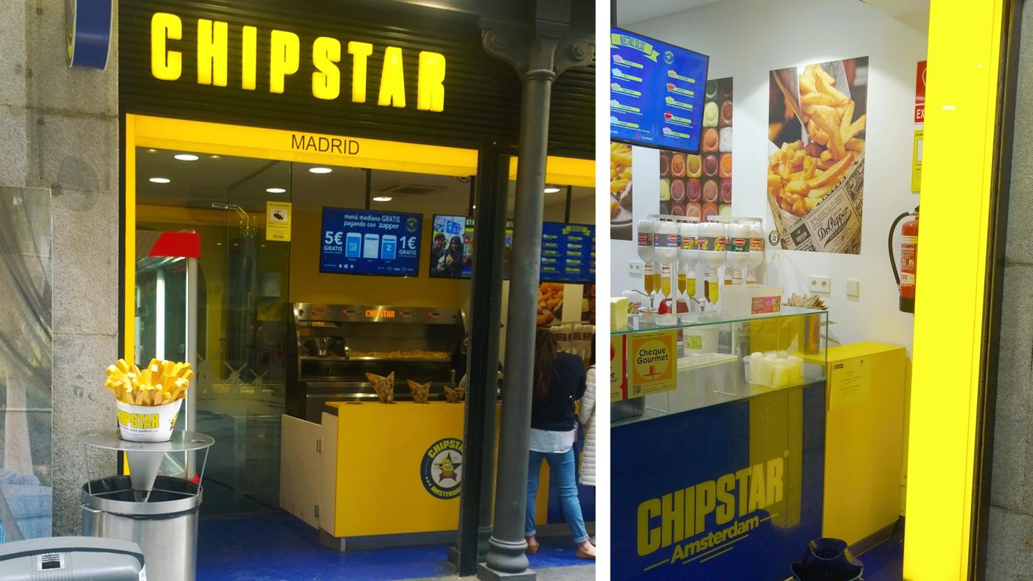 CHIPSTAR 1
