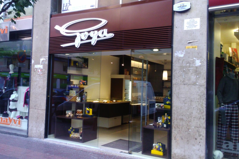 Pasteleria Goya Logroño